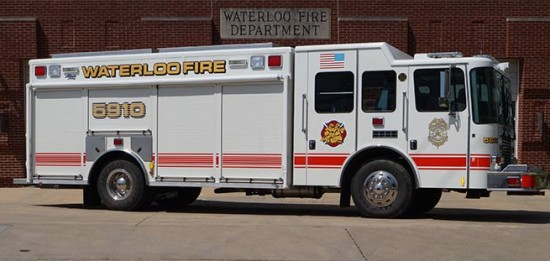 5910 | Waterloo Fire Department | Waterloo, IL 62298