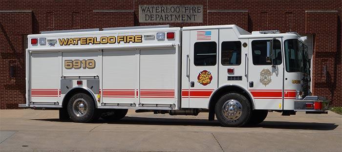 Waterloo Fire Department | Waterloo, IL 62298