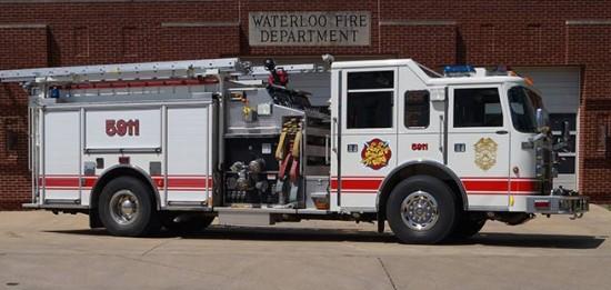 5911 | Waterloo Fire Department | Waterloo, IL 62298