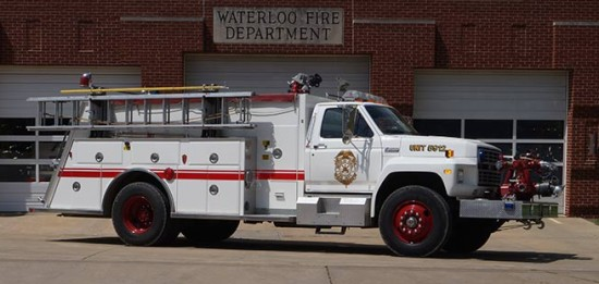5912 | Waterloo Fire Department | Waterloo, IL 62298